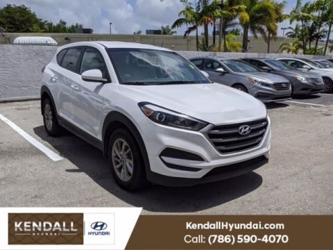 Pre-Owned 2018 Hyundai Tucson SE FWD 4D Sport Utility